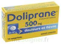 DOLIPRANE 500 mg Comprimés 2plq/8 (16) à FESSENHEIM
