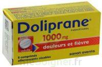 DOLIPRANE 1000 mg Comprimés effervescents sécables T/8 à FESSENHEIM