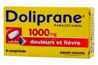 DOLIPRANE 1000 mg Comprimés Plq/8 à FESSENHEIM