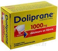 DOLIPRANE 1000 mg Poudre pour solution buvable en sachet-dose B/8 à FESSENHEIM