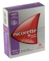 Nicoretteskin 10 mg/16 h Dispositif transdermique B/28 à FESSENHEIM