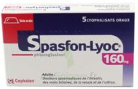 SPASFON LYOC 160 mg, lyophilisat oral à FESSENHEIM