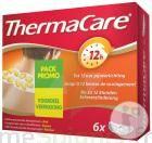 THERMACARE, pack 6 à FESSENHEIM