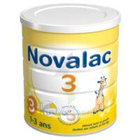 Novalac 3 Croissance lait en poudre 800g à FESSENHEIM