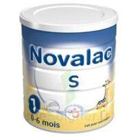 Novalac S 1 Lait en poudre 800g à FESSENHEIM
