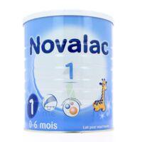 Novalac 1 Lait poudre 800g à FESSENHEIM
