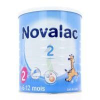 Novalac 2 Lait en poudre 800g à FESSENHEIM