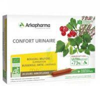 Arkofluide Bio Ultraextract Solution buvable confort urinaire 20 Ampoules/10ml à FESSENHEIM