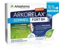 Arkorelax Sommeil Fort 8H Comprimés B/15 à FESSENHEIM