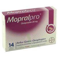 MOPRALPRO 20 mg Cpr gastro-rés Film/14 à FESSENHEIM