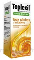 TOPLEXIL 0,33 mg/ml sans sucre solution buvable 150ml à FESSENHEIM