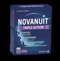 NOVANUIT Triple action Gélules B/30 à FESSENHEIM