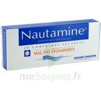 NAUTAMINE, comprimé sécable à FESSENHEIM