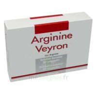 ARGININE VEYRON, solution buvable en ampoule à FESSENHEIM