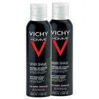 VICHY mousse à raser peau sensible LOT à FESSENHEIM