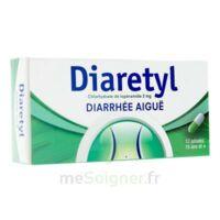 DIARETYL 2 mg, gélule à FESSENHEIM