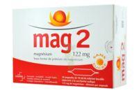 MAG 2 122 mg S buv en ampoule sans sucre édulcoré à la saccharine sodique 30Amp/10ml à FESSENHEIM
