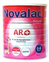 NOVALAC AR + 0-6 MOIS Lait pdre B/800g à FESSENHEIM