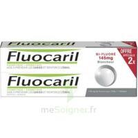 Fluocaril Bi-Fluoré 145 mg Pâte dentifrice blancheur 2*75ml à FESSENHEIM