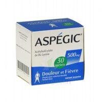 ASPEGIC 500 mg, poudre pour solution buvable en sachet-dose 30 à FESSENHEIM