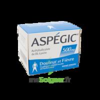 ASPEGIC 500 mg, poudre pour solution buvable en sachet-dose 20 à FESSENHEIM