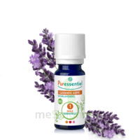 Puressentiel Huiles essentielles - HEBBD Lavande aspic BIO* - 10 ml à FESSENHEIM