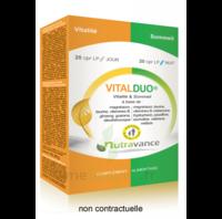 Nutravance Vitalduo 20+20 comprimés à FESSENHEIM