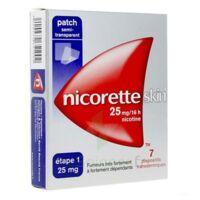 Nicoretteskin 25 mg/16 h Dispositif transdermique B/28 à FESSENHEIM