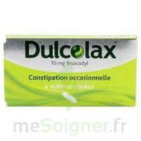 DULCOLAX 10 mg, suppositoire à FESSENHEIM