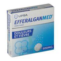 EFFERALGANMED 500 mg, comprimé effervescent sécable à FESSENHEIM
