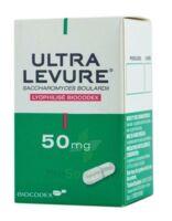 ULTRA-LEVURE 50 mg Gélules Fl/50 à FESSENHEIM