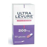 ULTRA-LEVURE 200 mg Gélules Fl/30 à FESSENHEIM