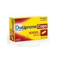 DOLIPRANECAPS 1000 mg Gélules Plq/8 à FESSENHEIM