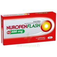 NUROFENFLASH 400 mg Comprimés pelliculés Plq/12 à FESSENHEIM
