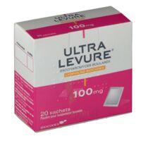ULTRA-LEVURE 100 mg Poudre pour suspension buvable en sachet B/20 à FESSENHEIM