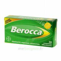 Berocca Comprimés effervescents sans sucre T/30 à FESSENHEIM