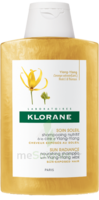 Klorane Capillaire Shampooing Cire d'Ylang ylang 200ml à FESSENHEIM