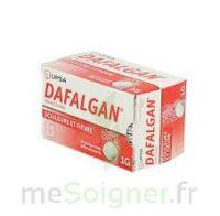 DAFALGAN 1000 mg Comprimés effervescents B/8 à FESSENHEIM