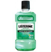 Listerine Goût plus léger 500ml à FESSENHEIM