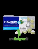 Elgydium Antiplaque Chew gum B/10 à FESSENHEIM