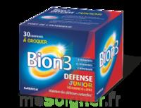 Bion 3 Défense Junior Comprimés à croquer framboise B/30 à FESSENHEIM