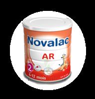 Novalac AR 2 Lait poudre antirégurgitation 2ème âge 800g à FESSENHEIM