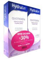 Hydralin Quotidien Gel lavant usage intime 2*200ml à FESSENHEIM