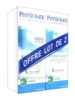 Physiomer Solution nasale adulte enfant 2*Sprays/135ml à FESSENHEIM