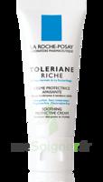 Toleriane Crème riche peau intolérante sèche 40ml à FESSENHEIM
