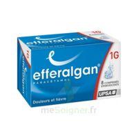 EFFERALGANMED 1 g Cpr eff T/8 à FESSENHEIM