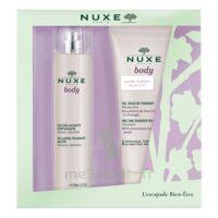 Nuxe Body Eau délassante parfumante Spray/100ml+Gel douche à FESSENHEIM